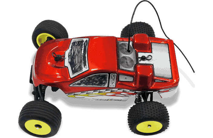 Radio controlled cars
